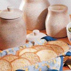Lemon Garlic Bread recipe