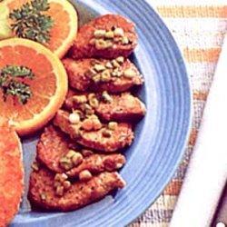 Orange Glazed Pork Tenderloins recipe