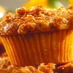 Maple Walnut Crumb Cake recipe