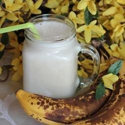 Banana Juice recipe