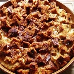 Raisin Bread French Toast Casserole recipe