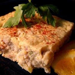 Crustless Quiche by Pam recipe
