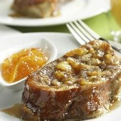 Orange Marmalade French Toast Casserole recipe