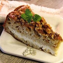 Apple Cream Cheese Coffee Cake recipe