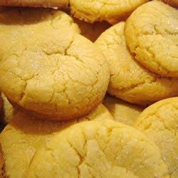 Cracked Sugar Cookies I recipe