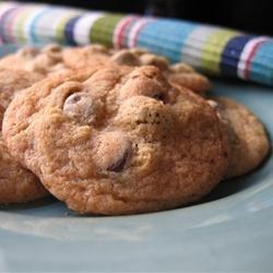 Anna's Chocolate Chip Cookies recipe