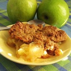 Apple Crisp III recipe