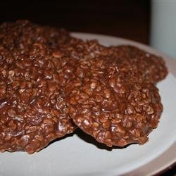 No Bake Cookies V recipe