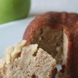 German Apple Cake I recipe