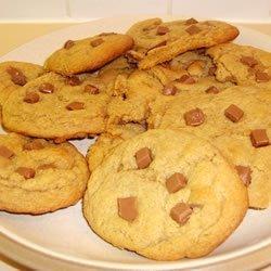 Soft Chocolate Chip Cookies II recipe