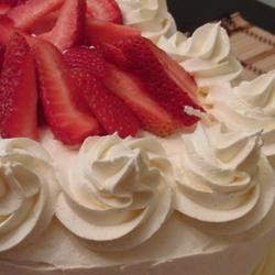 Cool Whipped Frosting recipe