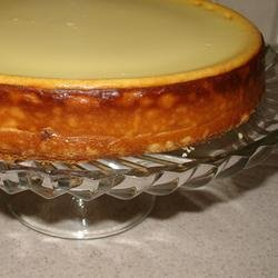 New York Cheesecake III recipe