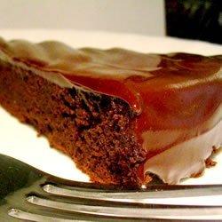 Flourless Chocolate Cake II recipe