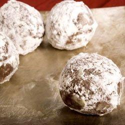 Chocolate Rum Balls I recipe