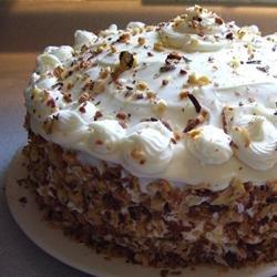 Carrot Pineapple Cake I recipe