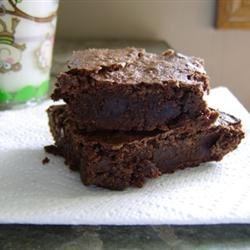 Fudge Brownies I recipe