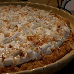 Coconut Cream Pie I recipe