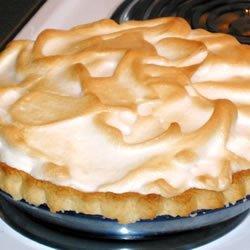 Lemon Meringue Pie III recipe