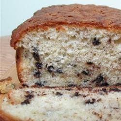 Banana Chocolate Chip Cake recipe