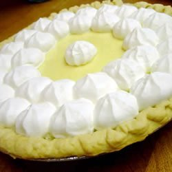 Key Lime Pie I recipe