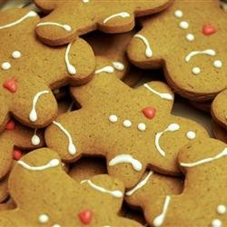 Gingerbread Cookies II recipe