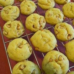 Pumpkin Cookies I recipe