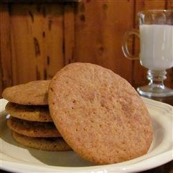 Cinnamon Sugar Butter Cookies II recipe