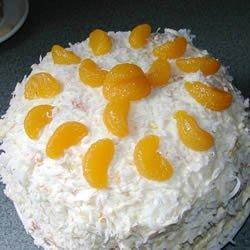 Million Dollar Cake recipe