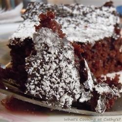 Grandma's Eggless, Butterless, Milkless Cake recipe