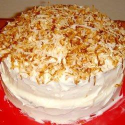 Coconut Cake III recipe