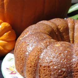 Pumpkin Cake II recipe