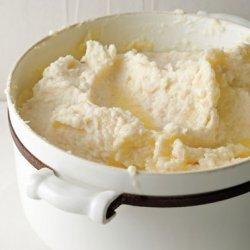 Potato and Celery Root Mash recipe