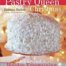 Christmas Coconut Cake recipe