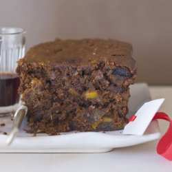 Dark Fruit Cake recipe