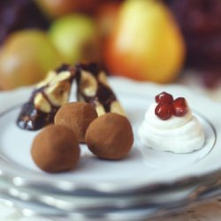 Chocolate Earl Grey Truffles recipe
