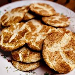 Cinnamon Cookies recipe