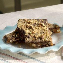 Pistachio Brittle recipe
