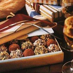 Trio of Chocolate Truffles recipe