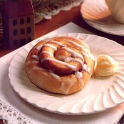 Jiffy Cinnamon Rolls recipe