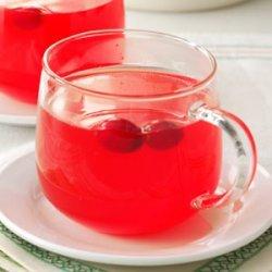 Fresh Cranberry Punch recipe