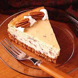 Praline Cheesecake recipe