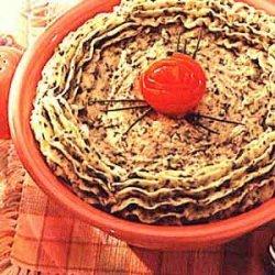 Spinach and Herb Potato Casserole recipe