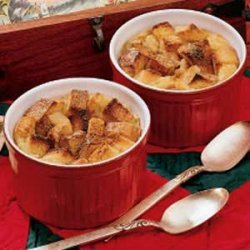 Bread Pudding For Two recipe