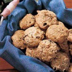Zucchini Raisin Cookies recipe