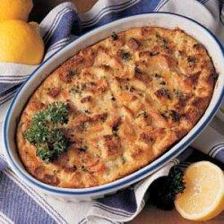 Salmon Puff recipe