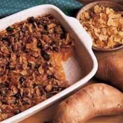 Sweet Potato Casserole recipe