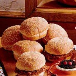 Barbecued Pork Sandwiches recipe