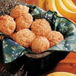 Banana Streusel Muffins recipe