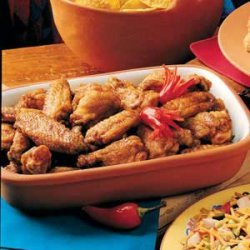 Teriyaki Chicken Wings recipe