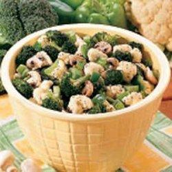 Marinated Fresh Vegetables recipe